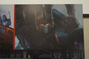 "Transformers News: Bruticus artwork in Combiner Wars poster plus ""Titan Wars"", line-art for Fort Max, Blaster and more"