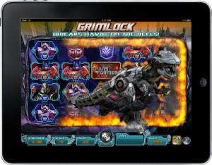 Transformers News: Mobile Device Social Game - Transfo