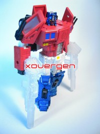 New Images of Xovergen Supreme Tactical Commander-Grand Patriot (Rolling Thunder Optimus Prime)