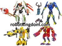 Transformers News: ROBOTKINGDOM .COM Newsletter #1224