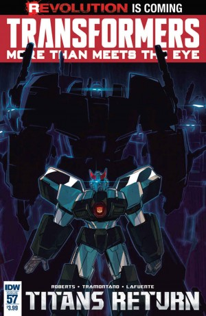 IDW More Than Meets The Eye #57 Full Preview