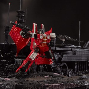 Official Images of Transformers Generations Select Red Wing