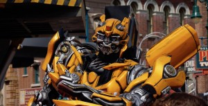 Hasbro's TRANSFORMERS and Universal CityWalk Present Buzz Weekend #BumblebeeMovie #JoinTheBuzz