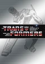 Transformers News: G1 Complete Series Boxset On Sale, Today Only, $45.00