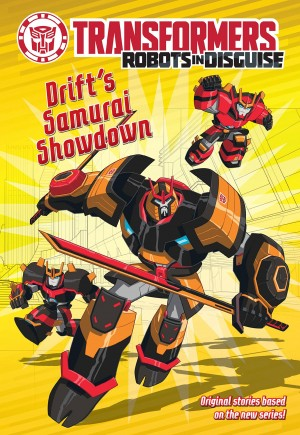 New Amazon Transformers Book Listings for September through November 2016