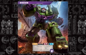 Superion and Devastator Join In The Fight In The Official Transformers Trading Card Game