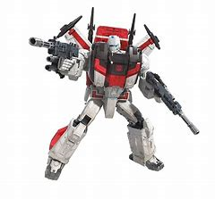 Transformers News: War for Cybertron: Siege Jetfire - Up Close Images
