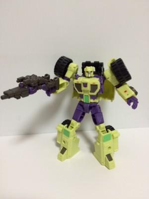 In-Hand Images - Takara Tomy Transformers Adventure TAV07 Roadblock