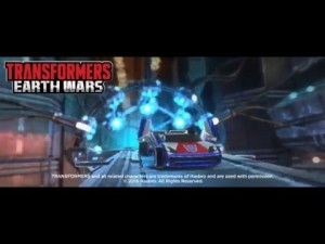 Transformers News: New Transformers: Earth Wars Teaser Video Showing Space Bridge and Breakdown