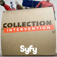 Transformers News: Preview Clip of This Week's Episode of the SyFy Channel's Collection Intervention