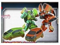 Transformers News: Lawson Exclusive ROTF DVD with Desert Mudflap & Desert Skids - Pre-order