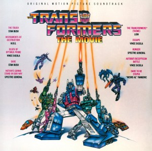 Transformers News: 1986 Transformers The Movie Soundtrack Reissue Pre-Order Available