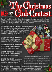 Transformers News: DASH Has a Bruticus For You to Unwrap This Holiday Season