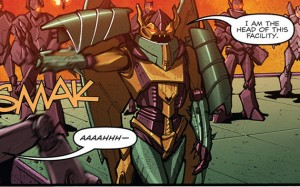 Transformers News: 'Hire This Woman': Writer Mairghread Scott Interview