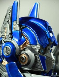 """Official Gallery of PopBox Collectibles Optimus Prime 12"""" Statuette"""
