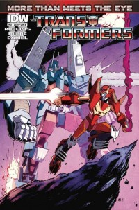 Transformers News: James Roberts Transformers: More Than Meets The Eye Ongoing #12 Interview