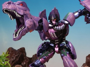 Video Review of Transformers Masterpiece MP-43 Beast Wars Megatron