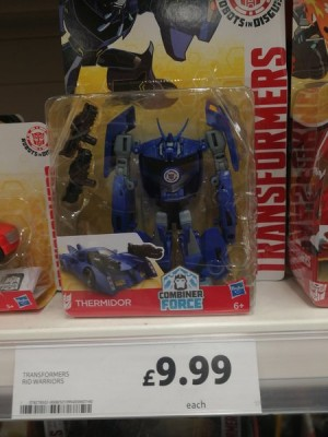Transformers News: Bios for Latest Wave of Transformers Robots in Disguise Found Online + Sightings and Discounts in the UK