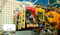 Transformers News: Transformers Bot Shots 3-Packs Spotted at Retail