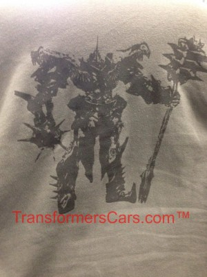 Age of Extinction - First Look at Grimlock in Robot Mode?