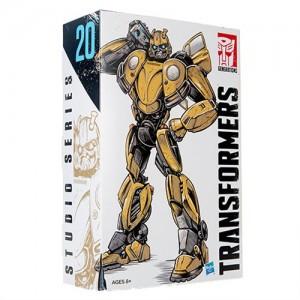 Transformers News: Transformers Studio Series 20 Bumblebee Vol. 2 Retro Pop Highway Pre-Orders Online #HasbroSDCC #JoinTheBuzz