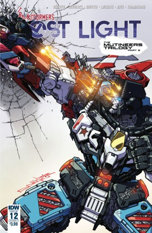 Transformers News: The Lost Light in IGNs Best Comic Series 2018
