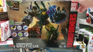 Transformers News: Transformers Combiner Wars G2 Bruticus Spotted in Canada