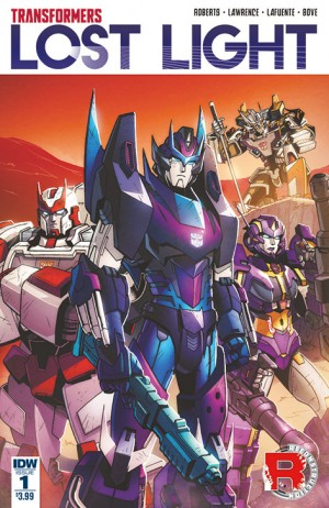 Transformers News: IDW Transformers: Lost Light Series Running to at Least Issue 25, EJ Su to do Linework for Issue 19