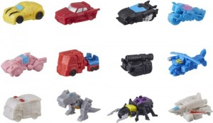 Transformers News: Images of Cyberverse Tiny Turbo Changers Series 3 with Chromia, Arcee, Whirl and More