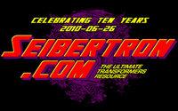 Seibertron.com Tops Hasbro on Facebook