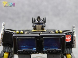Transformers News: Additional In-Hand Images: THS-02B Hybrid Style Black G1 Convoy Asia Exclusive