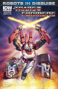 IDW's John Barber Interview: Transformers: Robots in Disguise, Transformers Spotlight: Bumblebee Sneak Peek, and More