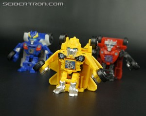 New Galleries: Transformers Go! Samurai BeCool Kenzan, Ganoh, and Jinbu