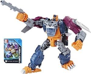 Transformers News: Power of the Primes Leader Optimal Optimus in Stock at Walmart.com