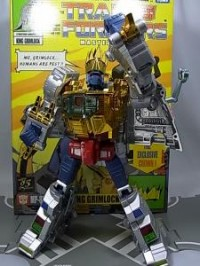 Transformers News: Updated: More Images of MP-08X King Grimlock Out of Box