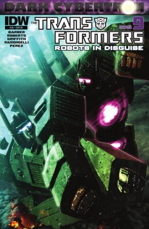 Transformers News: IDW Transformers: Robots in Disguise #26 (DC9) Review
