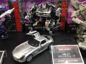 Wonderfest 2017 - Movie The Best Ironhide, Ratchet, Strafe, Soundwave, Starscream and More #tfワンフェス17w