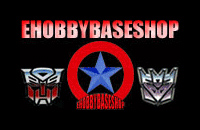 Transformers News: Ehobbybaseshop 2014 Newsletter #6