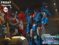 Transformers News: New Transformers Prime Beast Hunters &q