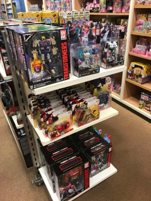Transformers News: Transformers Power of the Primes Sighted at Australian Mass Retail
