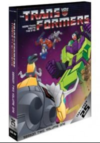 Transformers News: Shout! Factory Generation One Transformers Season 2 Vol. 1 Details