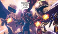 Transformers News: Transformers: Monstrosity #4 Now Available for Download