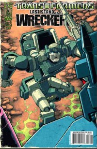 Bumblebee #3 and Last Stand of the Wreckers #2 delayed in Northeast States