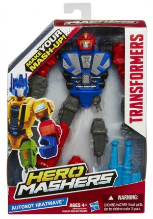 Transformers News: New Transformers Hero Mashers Revealed: Rodimus, Jetfire, and Autobot Heatwave