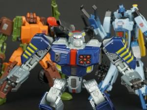 New Galleries: Takara Transformers Legends  LG-03 Tankor, LG-04 Roadbuster and LG-05 Whirl