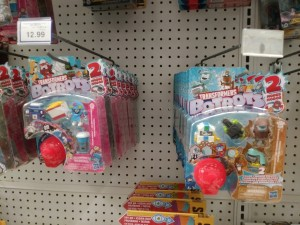 Transformers BotBots Exclusive Bakery Bytes found at Toysrus in Canada