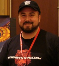 Geek To Me Interviews Ryan Yzquierdo, the owner of Seibertron.com