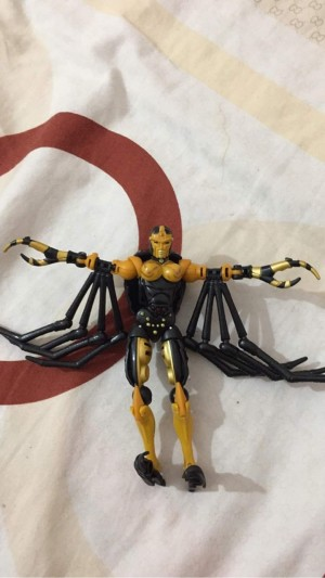 Possible First Look at War for Cybertron: Kingdom Blackarachnia, Cheetor and Warpath