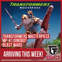 TFSource News! MP-41 Dinobot, PotP Predaking, PX Insecticons, Furai Starscream, SS Ironhide & More!