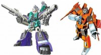 Transformers News: MP-11S Sunstorm & Encore #23 Sixshot On the Way